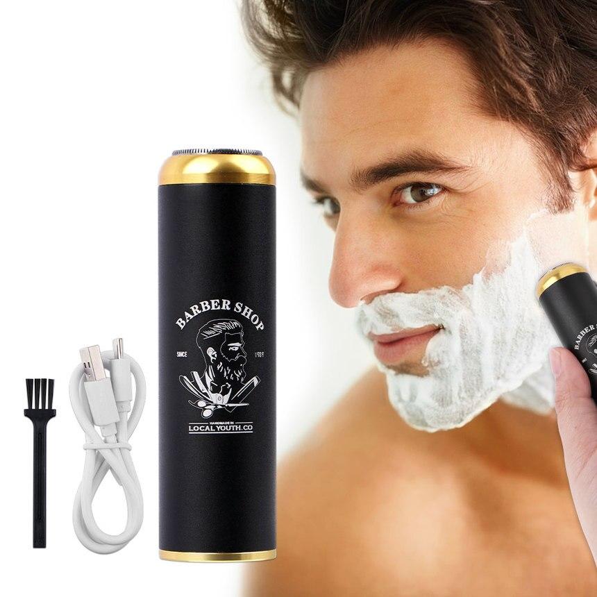 2021 máquina de afeitar eléctrica de afeitar Para hombres Afeitadora Electrica Para...