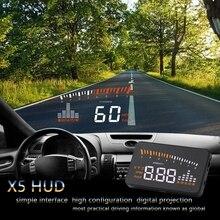 3.5 inch screen Car hud head up display Digital car speedometer for honda hrv vezel xrv h-rv crv c-rv fit jazz accord city civic