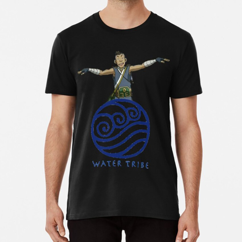 Water Tribe T Shirt Sokka Water Tribe Atla
