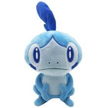 1pcs Cartoon Anime 28cm Sobble Plush Toys Doll Sobble Plush Toys Soft Stuffed Toy Doll for Kids Chil