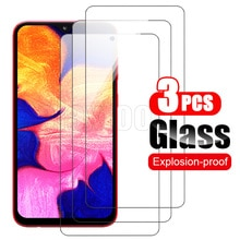 3 PCS Screen Protector for Samsung A10 A 10 Tempered Glass for Samsung Galaxy A20 A30 A40 A50 A70 A7