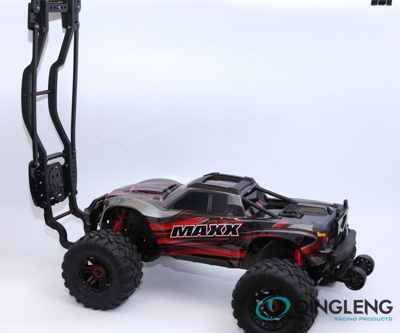 XQRC For 1 / 10rc upgrade parts traxxas Maxx car shell roll cage car shell protection frame x-maxx enlarge