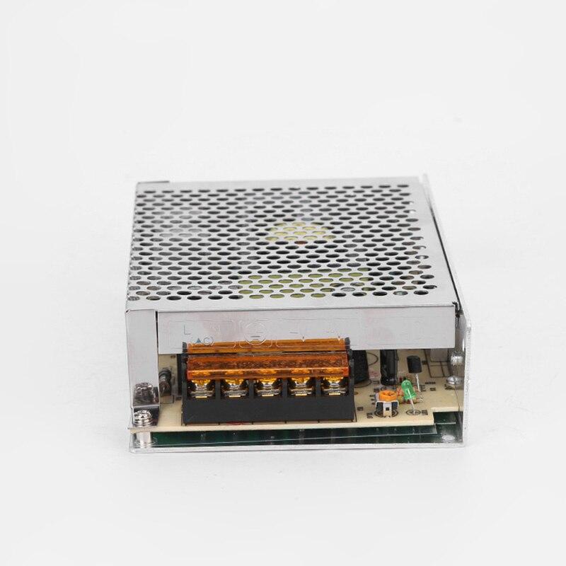 S-50/60 potência customizável 220v 5v 12v 24v 36v 48v smps fonte de alimentação de comutação ac dc 50w 60w 10a transformador elétrico