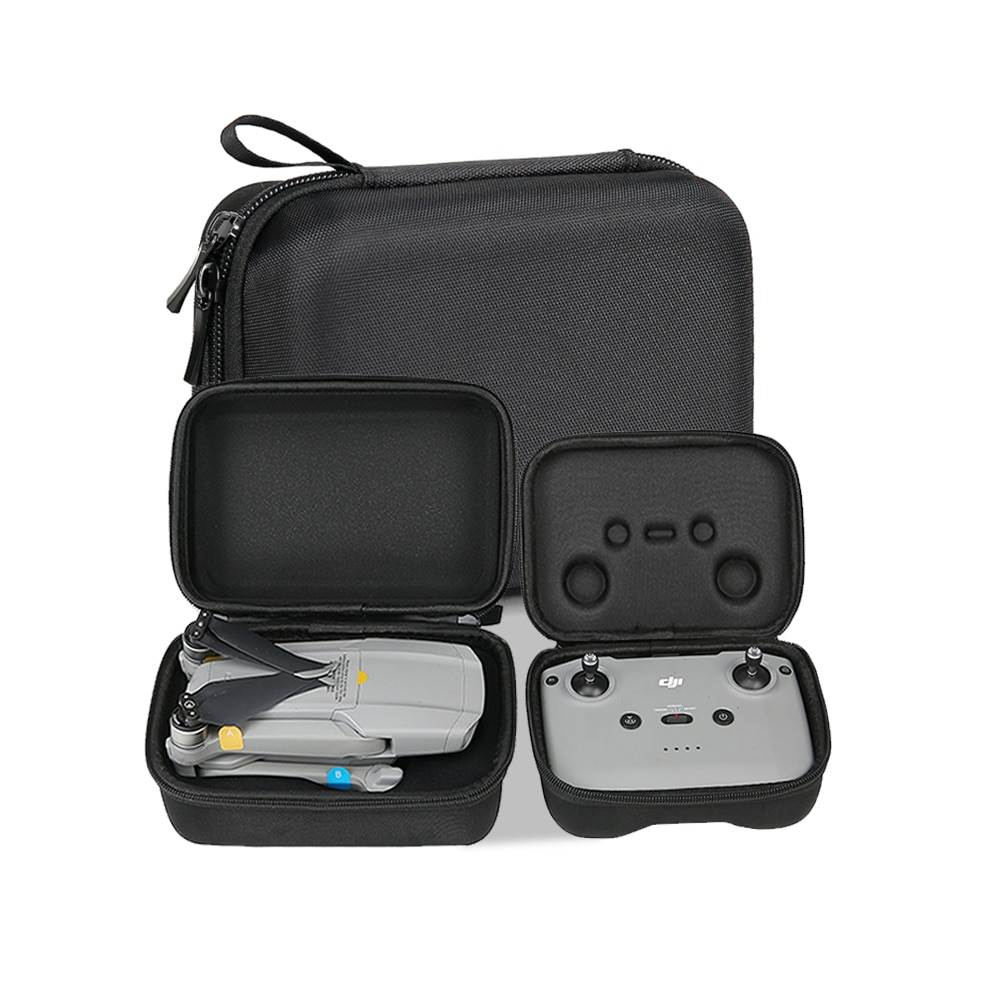 Bolso de hombro portátil de mano para DJI Mavic Air 2 Drone Bag Estuche de transporte a prueba de golpes para DJI Mavic AIR 2 Drone Accesorios