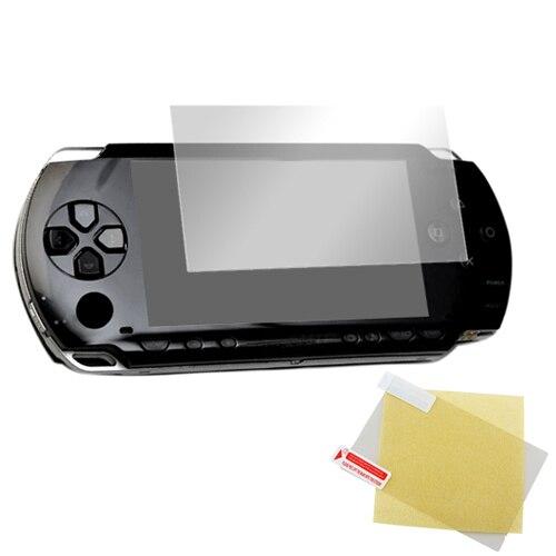 OSTENT 3 x Protector de pantalla Ultra transparente LCD Protector de piel para Sony PSP 1000/2000/3000