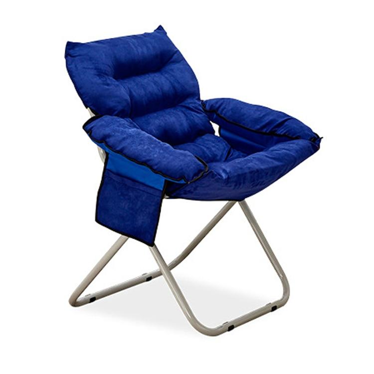 أريكة استرخاء إبداعية ، قابلة للطي ، عنبر ، صغيرة ، مفردة