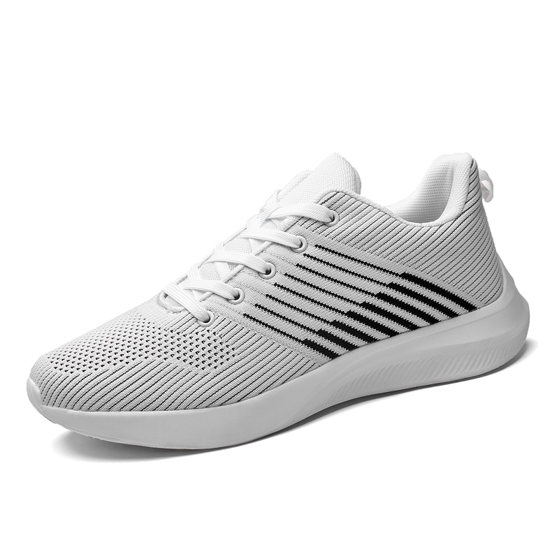 Hot 2020 Professinal Running Shoes For Men rubber Mesh Breathable Wear-resistant Fitness Trainer Sport Shoes Male Sneakers