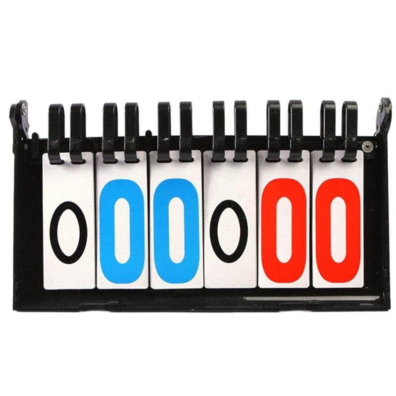 ELOS-لوحة أرقام لحكم كرة القدم ، لكرة السلة ، كرة الريشة ، الكرة الطائرة ، معدات تنس الطاولة