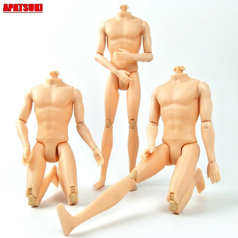 Nueva 26cm 11 móvil articulado muñeca de cuerpo para Ken muñeca sin...