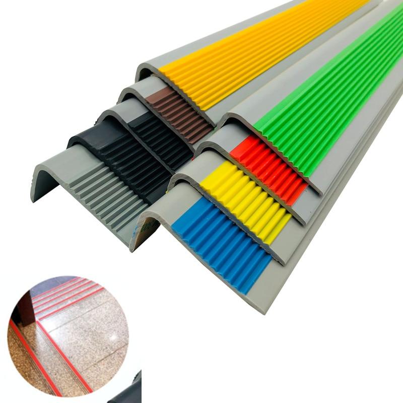 1M Anti-Slip Stair Tape Treads Carpet Self-adhesive floor Sticker pvc Baby Safety Furniture Corner Edge Guard Strip Protector
