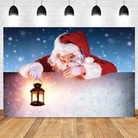 christmas backdrop santa claus winter snowflake newborn baby photography background vinyl photozone photophones for photos props