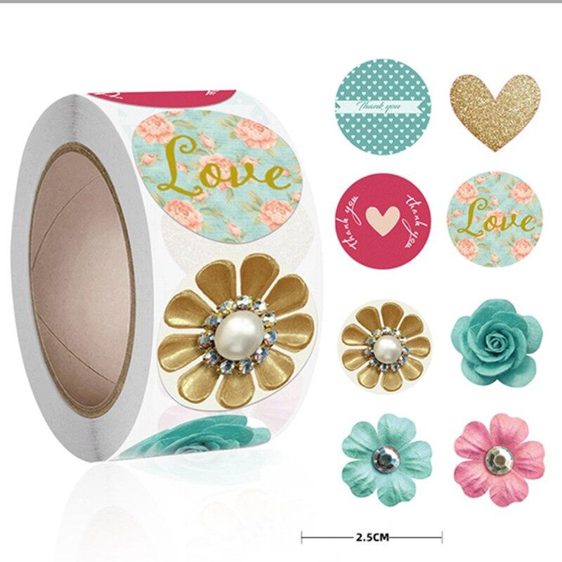 100-500pcs-grazie-adesivi-perla-fiore-amore-modello-festa-decorazione-di-cerimonia-nuziale-adesivo-festeggia-festival-regalo-sigillo-negozio-bambini