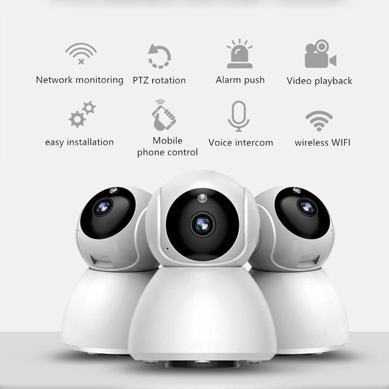 720P Cámara cámara Ip Wifi De Seguridad Cctv inalámbrico Camara De Vigilancia...