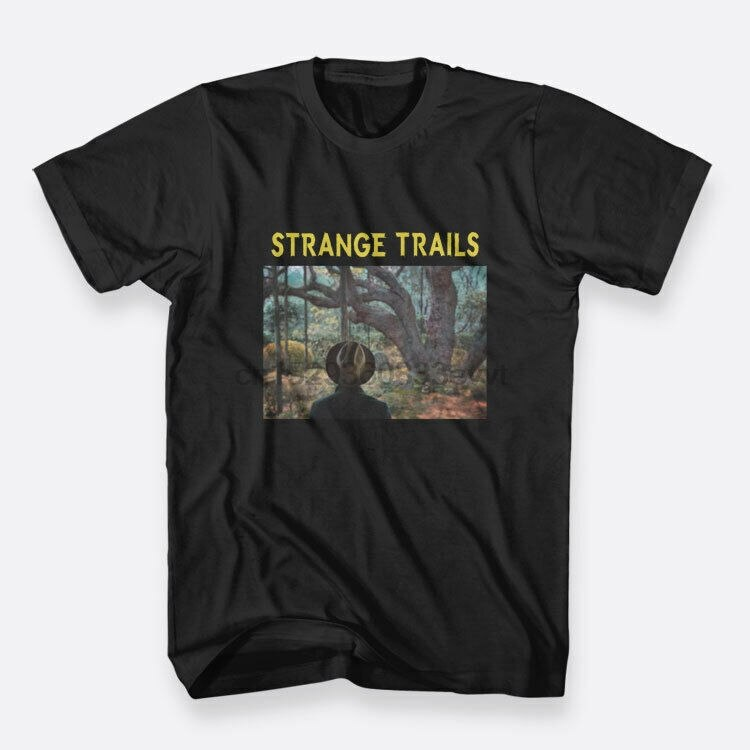 Indie Rock Lord Huron extraño senderos camiseta para hombre S a 3XL...