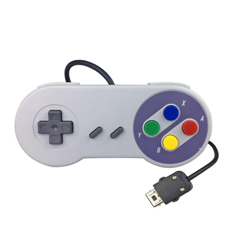 200PCS Newest Game Controller Gaming Joystick Gamepad Controller for Nintend SNES mini Game pad Control Joystick