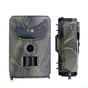 Hunting Trail Game Camera 3MP Color CMOS Image Sensor Security Monitor Infrared Waterproof Wildlife Camera for Scouting