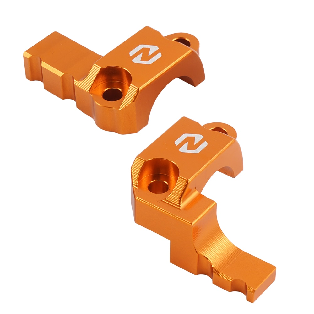 For KTM 250 300 350 400 450 500 EXC EXCF SX SXF XC XCF XCW 2014-2021 2020 NICECNC 1pair Motorcycle Master Cylinder Protectors