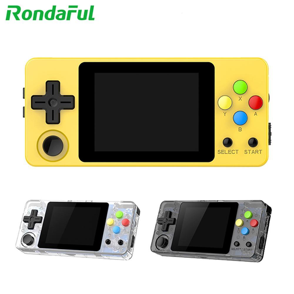 Palm-consola de juegos PSP de 2 Generación de código abierto, consola de...