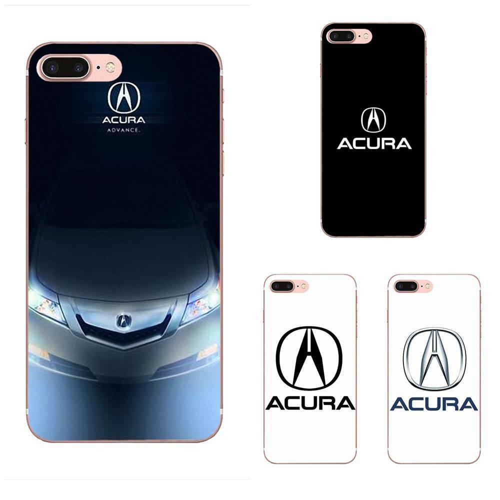 Acura Логотип TPU оптовая продажа для Apple iPhone 4 4S 5 5C 5S SE SE2020 6 6S 7 8 11 Plus Pro X XS Max XR