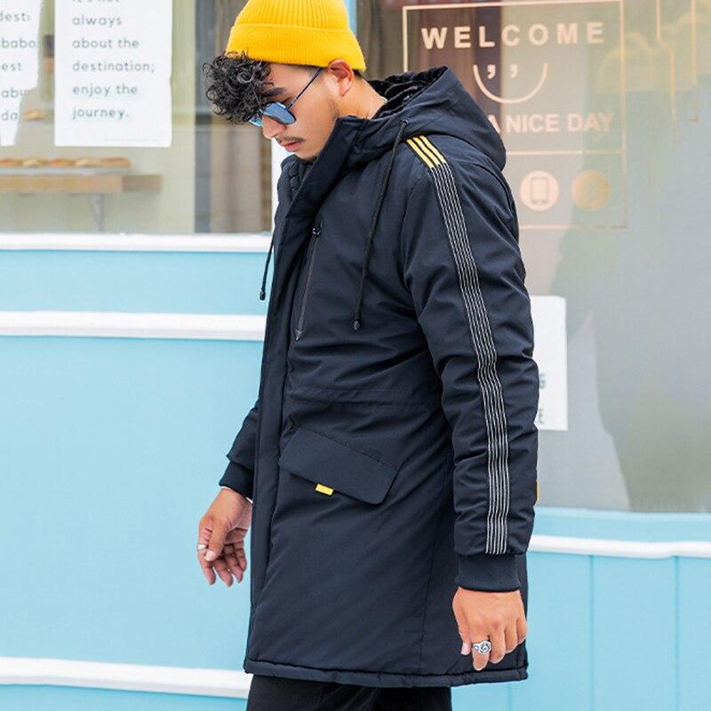 Men Jacket Warm Men's Winter Coat Cotton Big Fashion Men Casual Spring Thick high quality parka Plus Size XL-7XL 8XL