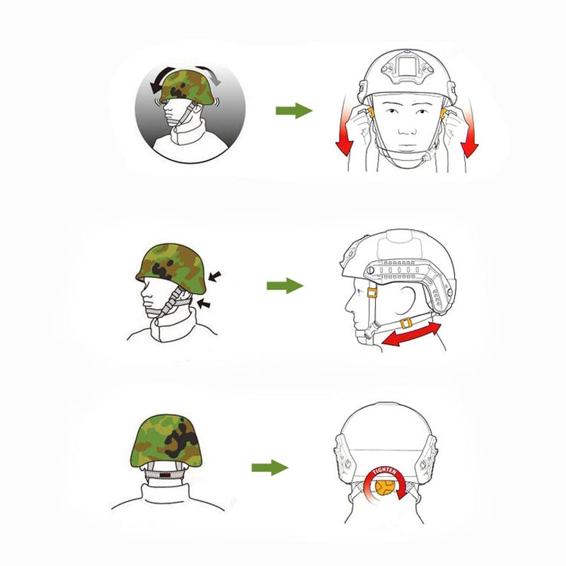 Military Tactical Mich 2000 Helmet Army Combat Head Protector Airsoft Wargame Paintball Field Gear Accessories ALS88