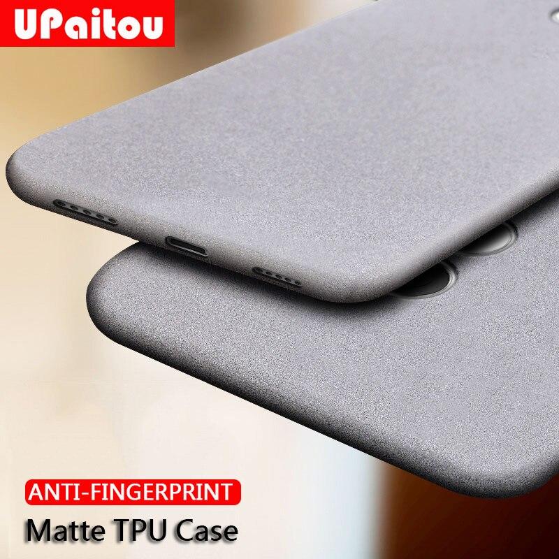 UPaitou Case for Xiaomi Mi 9 Pro Lite CC9 E 9T Pro 9 SE Mix Max 2 2S 3 5G Anti Fingerprint Case Soft Matte Ultra Slim TPU Cover