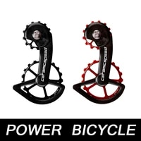 ceramicspeed system coated shimano9100 8000 sram red force axs bike rear derailleur ceramics bearing pulley wheel 11s12s