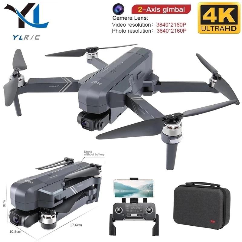 جديد F11 برو المهنية 4K HD كاميرا PTZ الطائرة بدون طيار فرش 5G واي فاي نظام تحديد المواقع يدعم 128G TF بطاقة أجهزة الاستقبال عن بعد بدون طيار