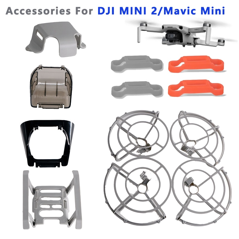 cubierta-de-lente-de-engranaje-de-aterrizaje-soporte-de-utileria-protector-de-helice-hebilla-de-bateria-accesorios-para-dron-mavic-mini-dji-mini-2