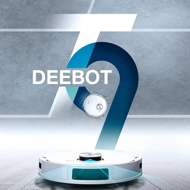 2021 جديد ECOVACS Deebot T9 ماكس روبوت مكنسة كهربائية المحمول العطر سوبر شفط 3000Pa المتقدمة TrueDetect ثلاثية الأبعاد والكتمان