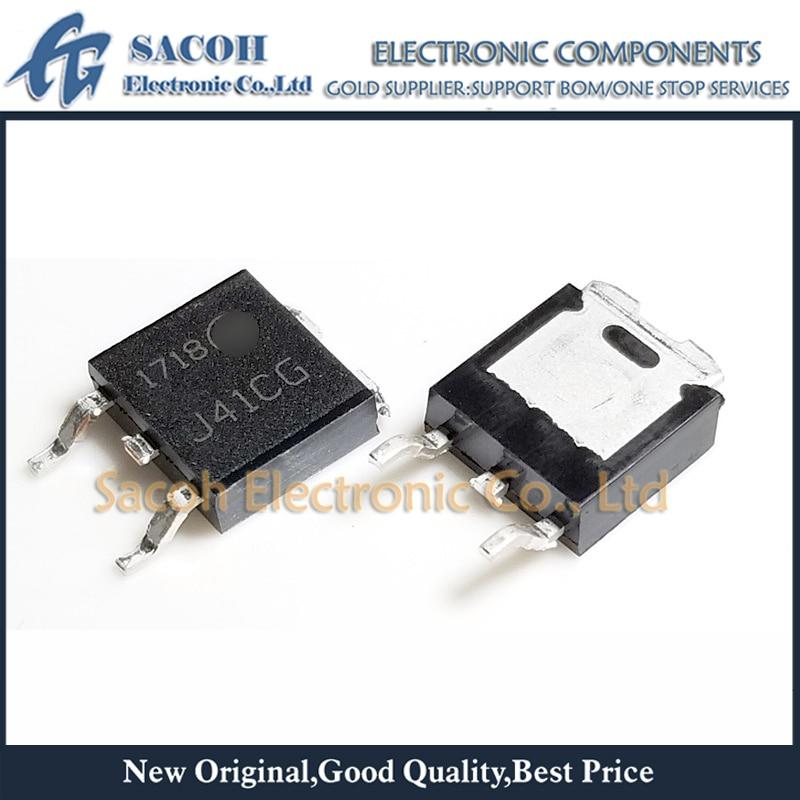 Envío gratis 10Pais MJD41CT4G MJD41CT4 MJD41C J41CG + MJD42CT4G MJD42C J42CG-252 complementarias transistores de potencia