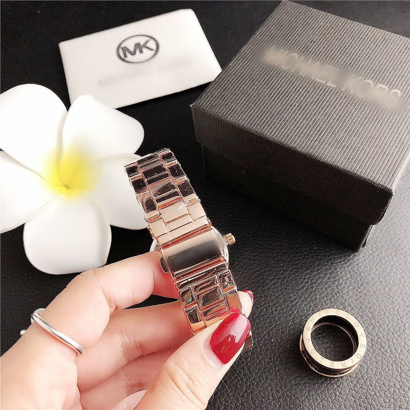 YUNAO Jewelry Hot Selling High Quality Female Watch Fritillary Flower Watch Ladies Watch Fashion Simple Casual Ladies Watch enlarge
