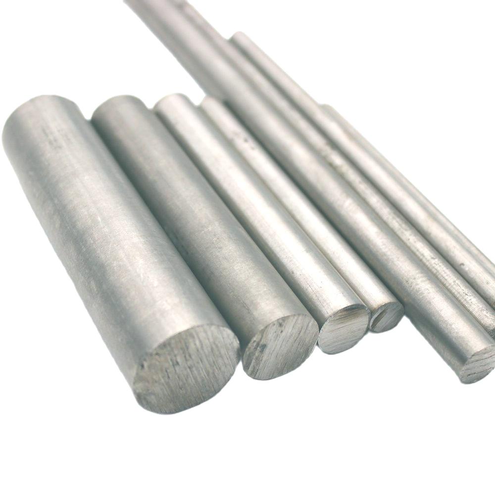 Grade 5 TC4 Titanium bar 30mm Metal rods length 50mm to 1000mm