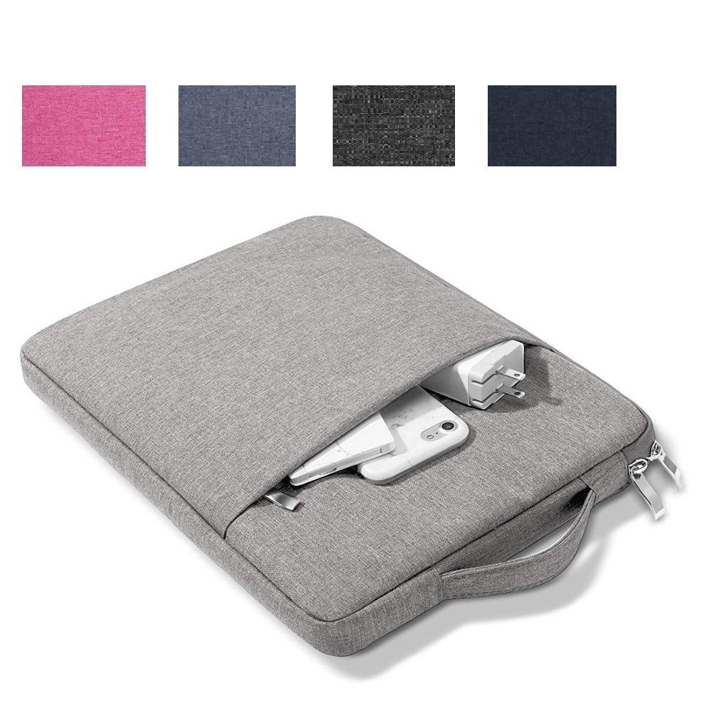 Case For Ipad 10.2 Inch Bag Pouch Cover Zipper Handbag Sleeve For Apple iPad 7th/8th Gen 2019/2020 F