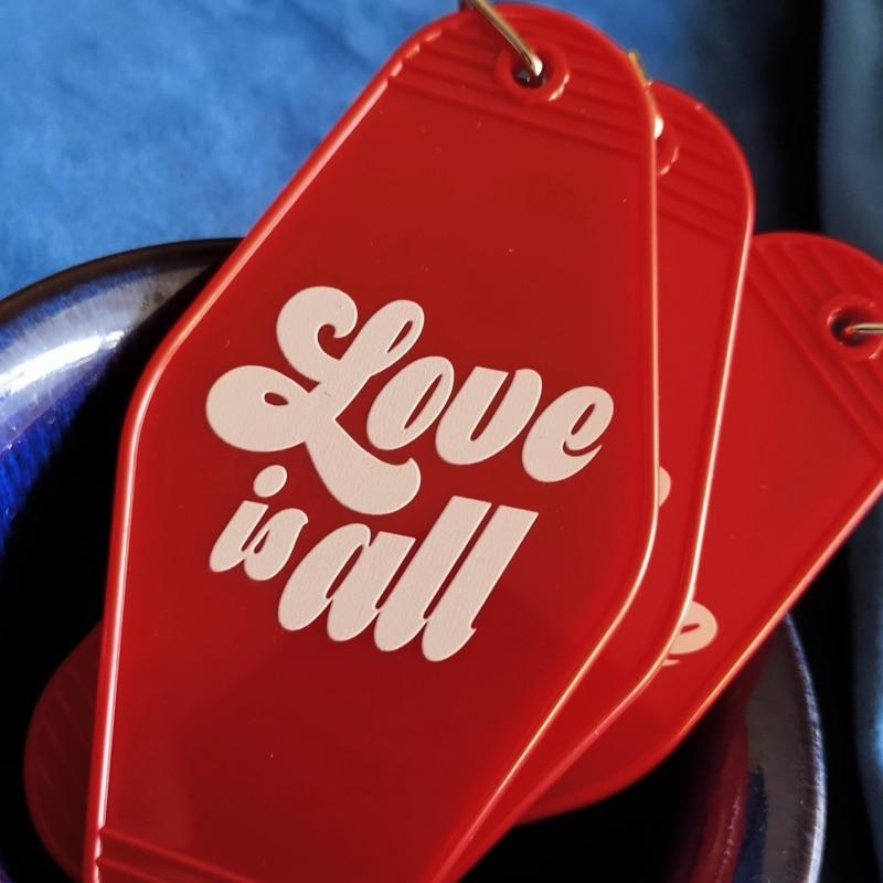 10 قطعة شعار مخصص الطباعة البلاستيك موتيل المفاتيح بريق فندق سلسلة مفاتيح مصنوعة من الأكريليك
