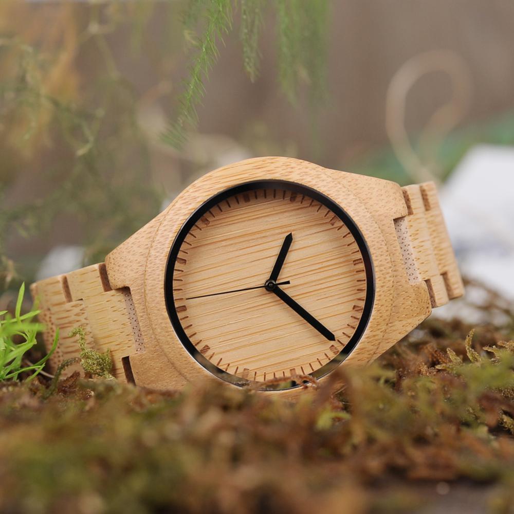 Relogio masculino BOBO BIRD деревянные мужские часы бамбуковые кварцевые наручные часы Мужские деревянные ремни распродажа erkek kol saat Прямая поставка