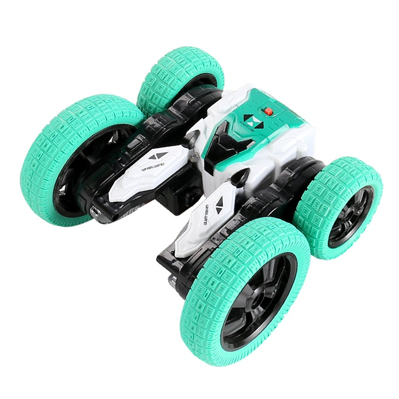 Remote Control Twist Stunt Car 360 Rotating Rolling and Flowering Double-sided Butterfly Children's Toy Car enlarge