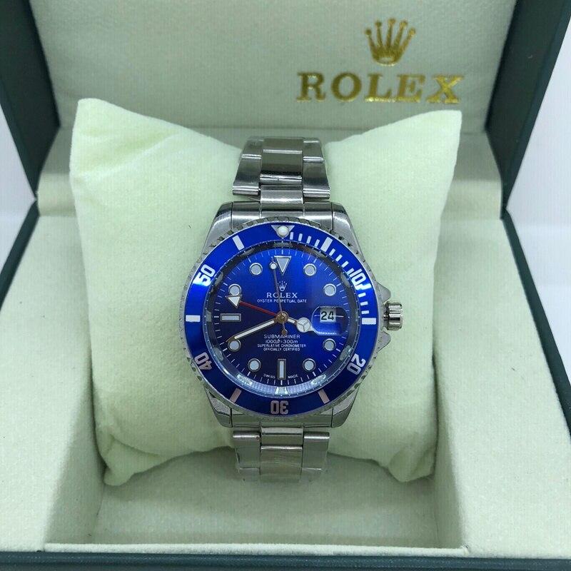 rolex Luxury Brand quartz women Watches Quartz Watch Stainless Steel Strap wristwatch classic busine