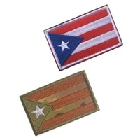 south american flag embroidered patch badge tactical military uniform hook ring fabric patch embroidery applique 85cm