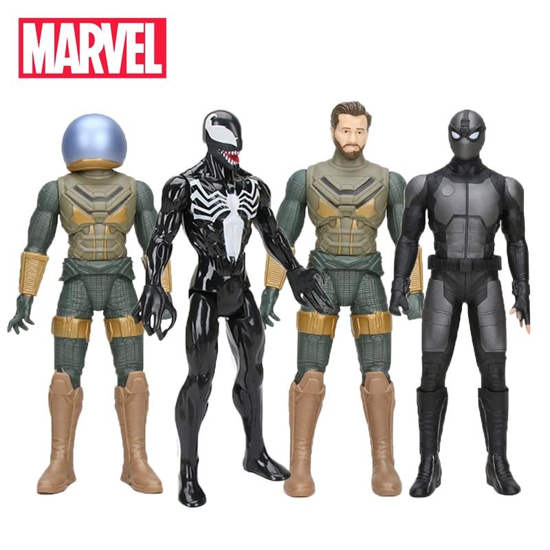 30cm Juguetes de Marvel Serie de Leyendas Hombre Araña Spider-Man Lejos de Casa MYSTERIO Escorpión Hombre Araña PVC Figura de Acción Muñecas de Modelo Colección