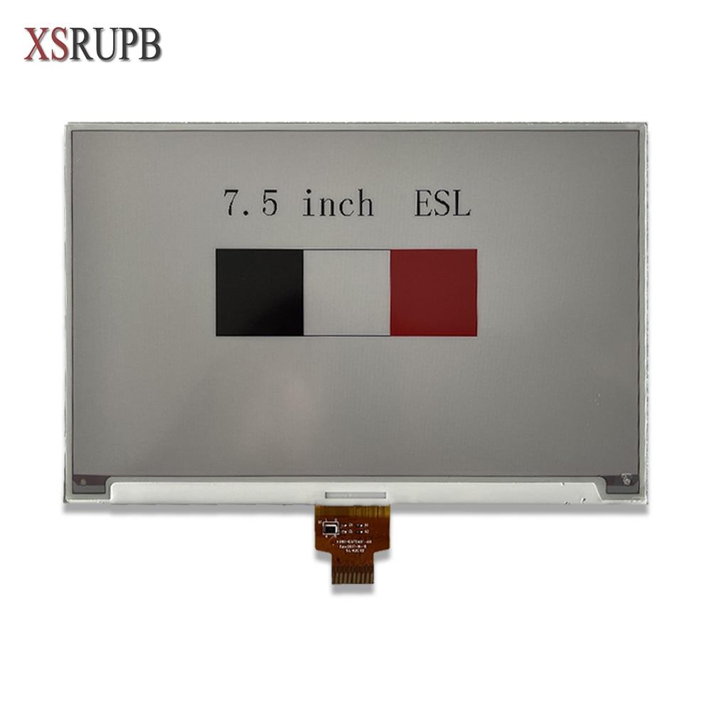 HINK-E075A01 7.5 بوصة E-الحبر عرض قبعة 640x384 قرار SPI واجهة متوافق مع التوت بي 3B/3B +/صفر