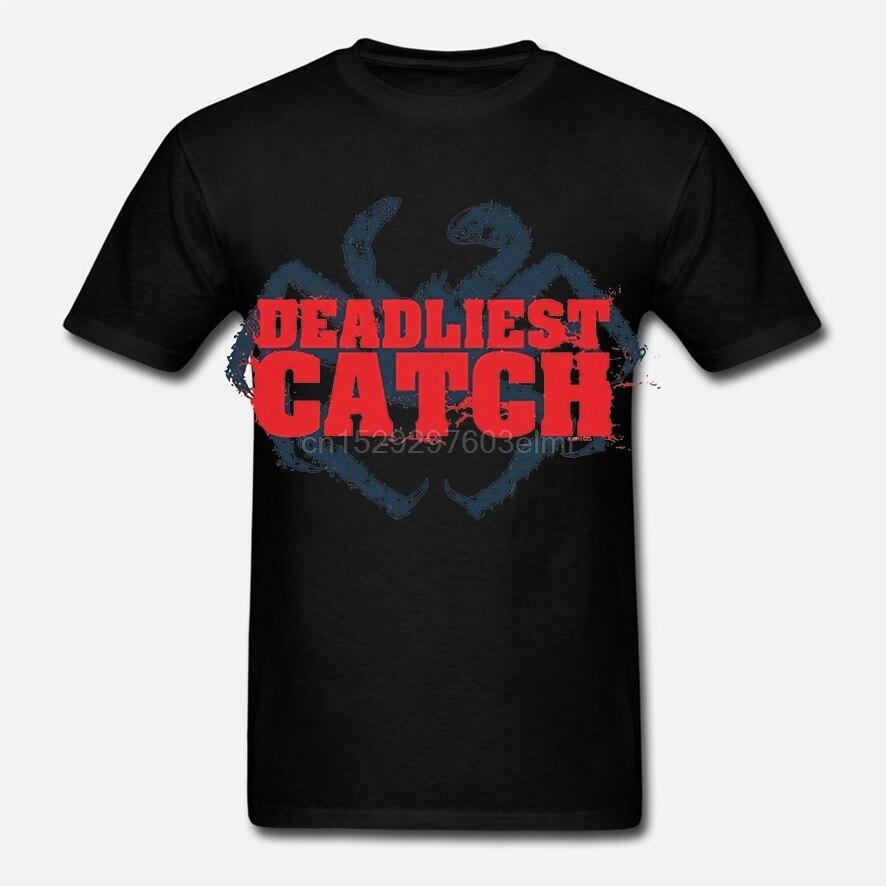 t shirt Deadliest Catch Unisex King Crab Mens Fashion T-shirt