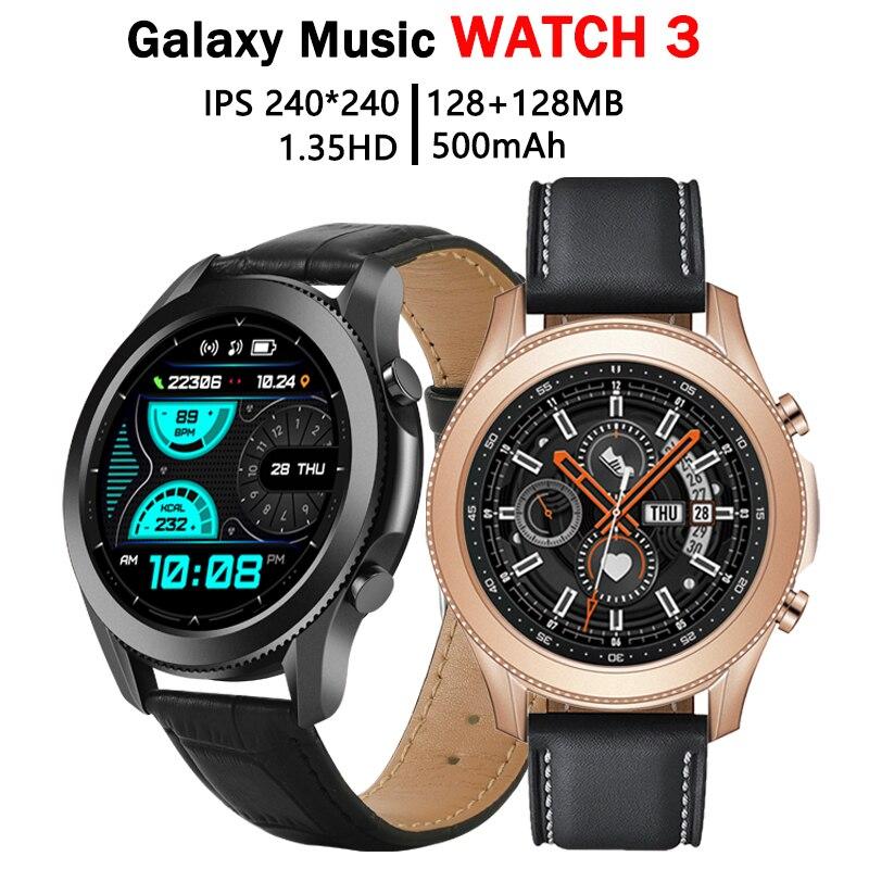 Smart Watch Men Samsung Watch 3 Fitness Bracelet Men's Watches W3 Women's Huawei Smartwatch Watch Samsung Galaxy Watch Active 2