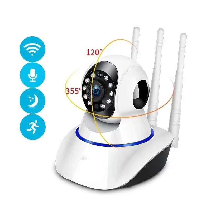 Yoosee 2MP 1080P 360 Grad PTZ IP Kamera Wireless Intercom CCTV Kamera P2P Baby Monitor