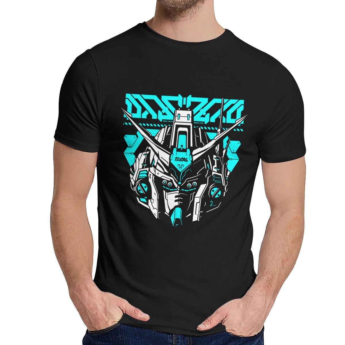 Legal robô móvel terno gundam Rx-78 camiseta crewneck 3d impressão unisex frete grátis tamanho grande t camisa