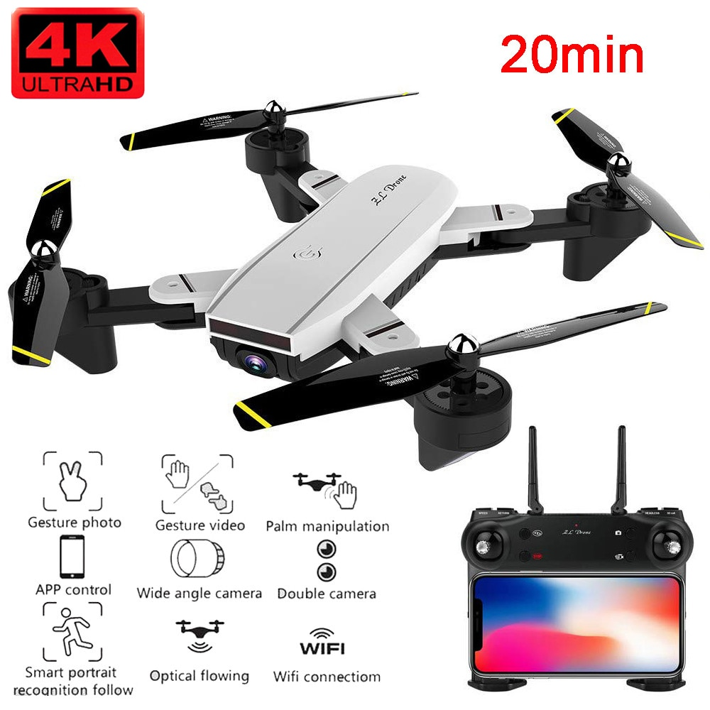 SG700D Drone 4K HD Dual Camera WiFi Transmission Fpv Optical Flow Rc Helicopter Drones Camera RC Drone Quadcopter Dron Toy foldable mini drones drone rc fpv quadcopter 4k hd camera wifi fpv drone rc helicopter toys