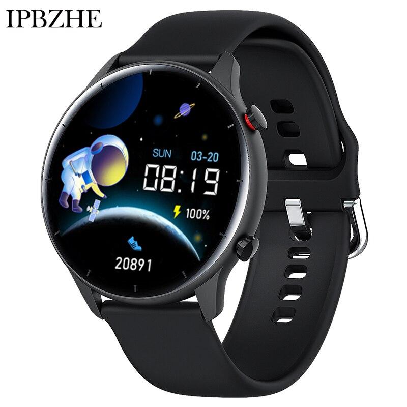 Ipbzhe Smart Watch Men Bluetooth Call Music Sports SmartWatch Women Reloj Inteligente Smart Watch Fo
