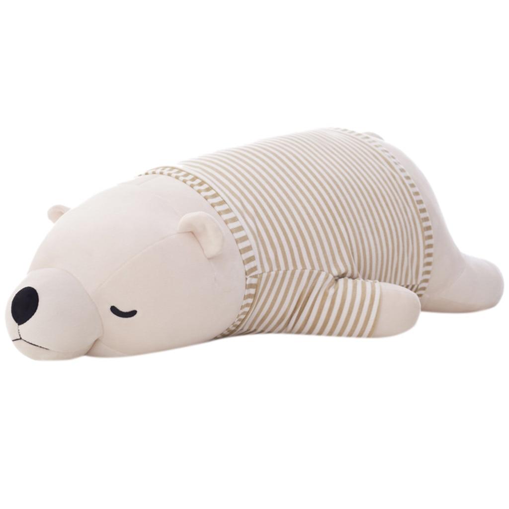 Kawaii Soft Bear Animal Doll Stuffed Plush Home Party Wedding Kid Gift Toys Stuffed Animals Plush To