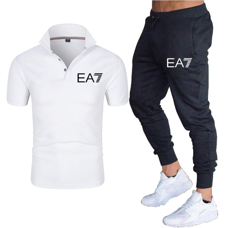 2021 men's casual breathable polo shirt fashion short sleeve suit casual sportswear men's high quality breathable polo shirt