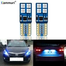 Ampoule lumineuse sourcil pour Hyundai   2xT10 W5W, sans erreur, ampoule pour Hyundai solaris accent i40 i30 ix35 i20 i10 i10 elantra santa fe tucson getz